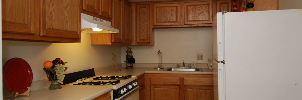Kitchen at Winchester Place